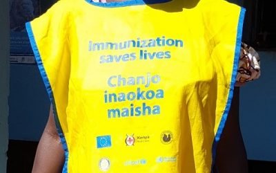 Buburi Supports World Immunisation Week