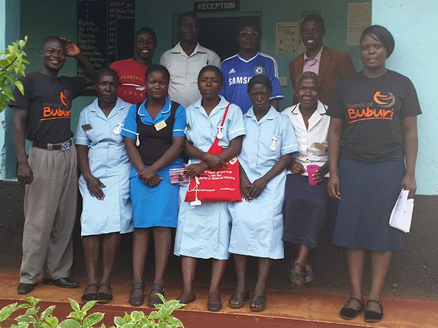 Nurses and Clinic Staff