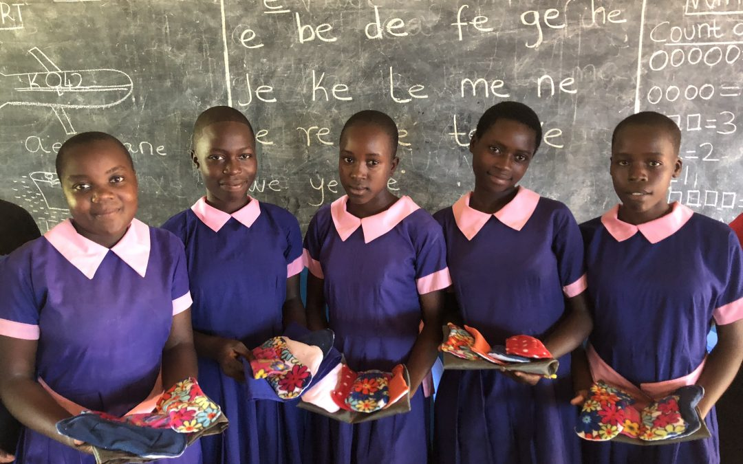 Sanitary Pads are Changing Lives
